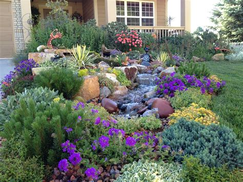 Low Maintenance Flower Garden Low Maintenance Landscaping Ideas For The Midwest Habitat Gardens Be A Habitat