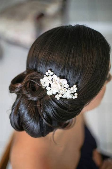 Hairstyles For Of Honor by Of Honor Hairstyle With Hairpiece My Wedding