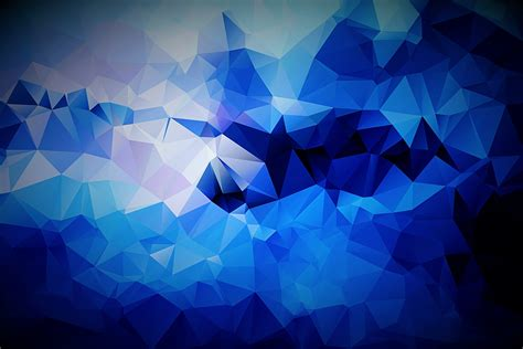 abstract blue background vector wallpaper baltana