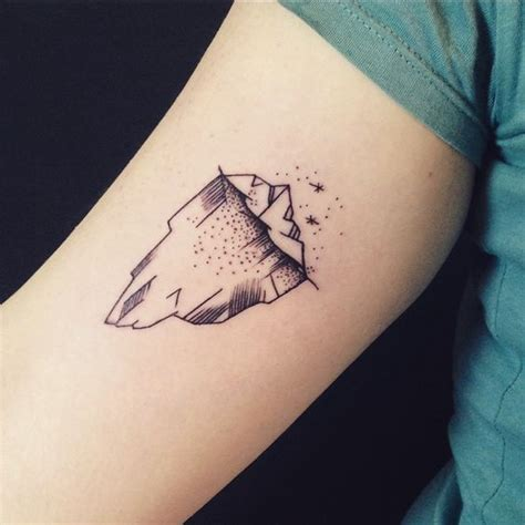 iceberg tattoo happy sunday iceberg walkin wannado tattoolove