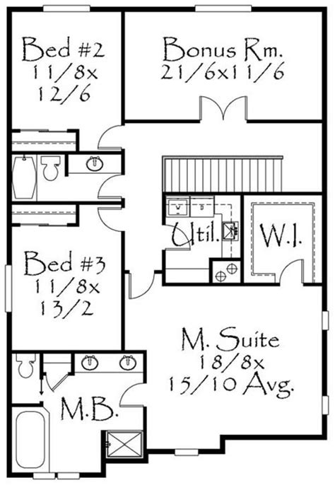 second story additions floor plans floor plan second story addition pinterest