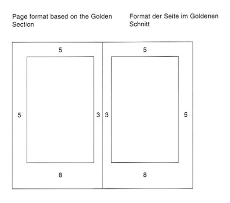 golden section book design achieving a golden section layout with css steve cochrane