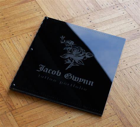 tattoo design portfolio custom portfolio book design for artist