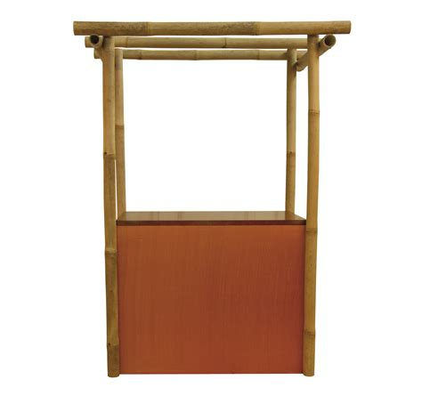 noleggio tavoli chioschetti in bamb 249