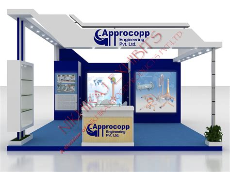 Designing Design Welcome To Nikhiraj Exhibits 187 Stall Design Outsourcing