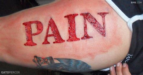tattoo pain medication what were they thinking drinking tattoos gone wrong