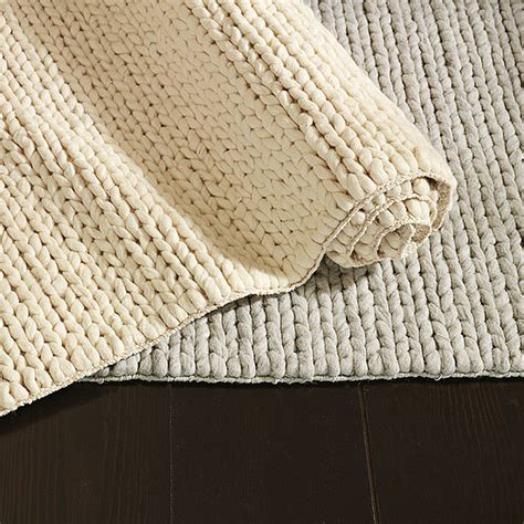 Cable Rug by And New West Elm Chunky Plaited Wool Rug Popsugar Home