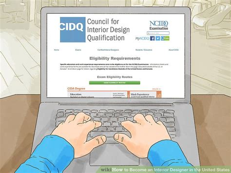 how to become a licensed interior designer 3 ways to become an interior designer in the united states