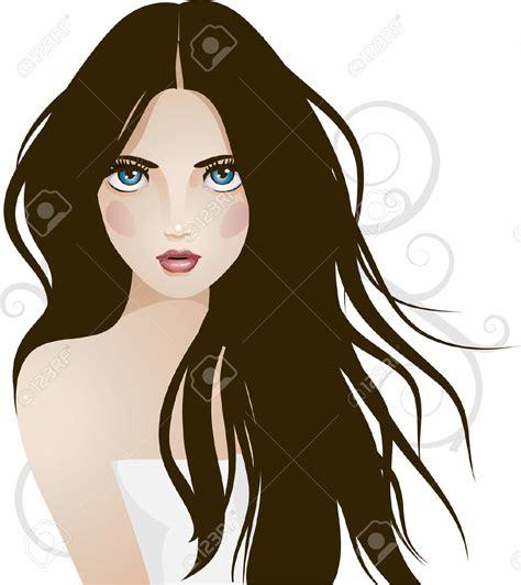 beautiful cartoon women art beautiful girl clipart clip art library
