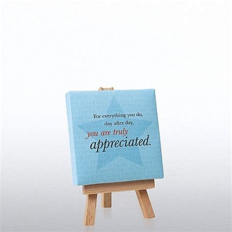 Inspirational Desktop Easel Art You Are Truly Motivational Desk Accessories
