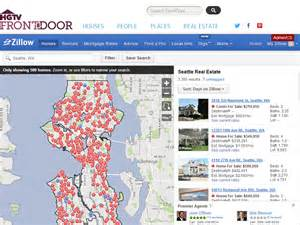 how to list home on zillow zillow home search now live on hgtv s frontdoor real