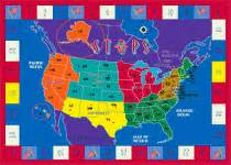 us map rug united states rug
