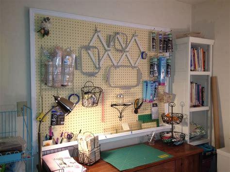sewing room pegboard ideas 17 best images about cuartos de labores y curiosidades de labores on sewing box