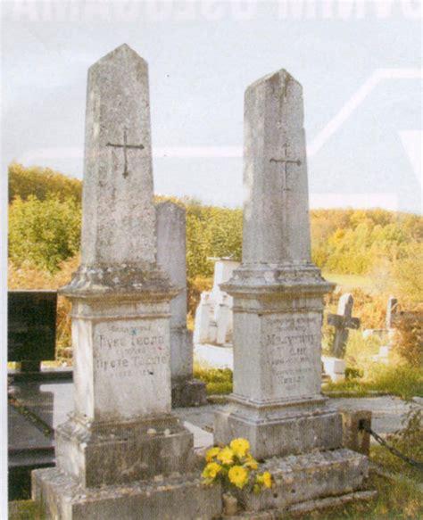 Where Is Tesla Buried Above Of Nikola Tesla S Parents Duka Tesla And