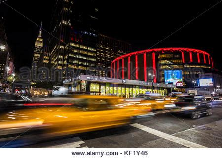 Garden City Ny Nightlife Penn Station And Square Garden Seventh Avenue New