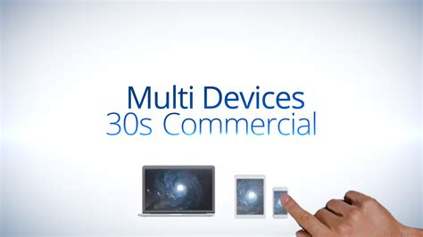 multi devices 30s commercial