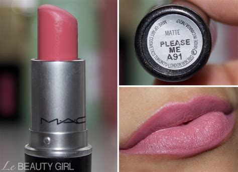 This Photo Pleases Me by My Mac Lipstick Collection Swatches