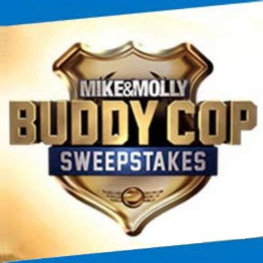 Mike Molly Sweepstakes - mike and molly buddy cop sweepstakes word of the day