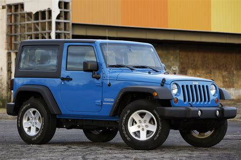 jeep wrangler models list jeep leads list of 25 most patriotic brands autoblog