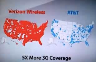 verizon wireless coverage map att sues verizon map for that ad jordon meyer