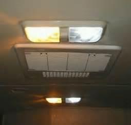 Led Interior Trailer Lights by 2 Bright White Led 12v Interior Lights Rv Cer Motorhome