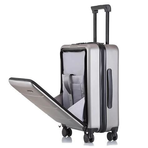 front laptop bag luggage bag male password box female