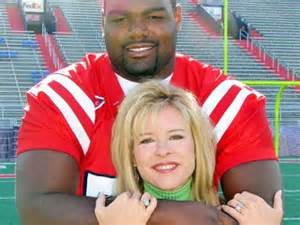 leanne tuohy blind side 103 michael ohers journey