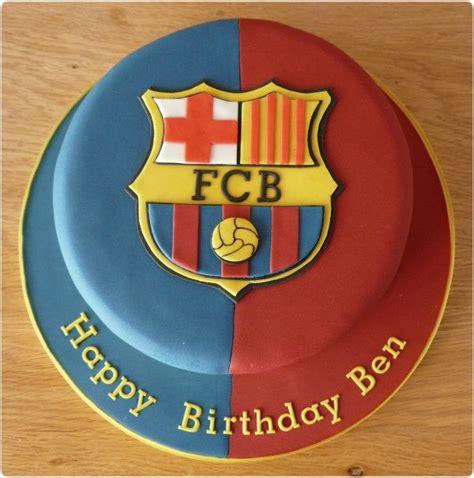 barcelona cake fc barcelona ideas cumplea 241 os f 250 tbol pinterest