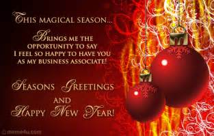 business happy new year greetings happy holidays