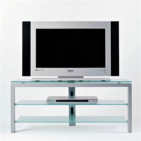 carrello porta tv design carrello porta tv flat a 3 piani alluminio in vetro