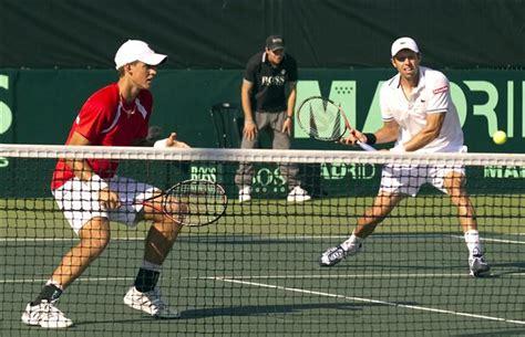 daniel nestor  play doubles  pospisil  london olympics