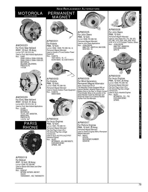 kubota permanent magnet alternator wiring diagram