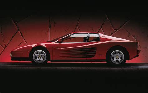 classic ferrari testarossa used ferrari testarossa super sport cars for sale