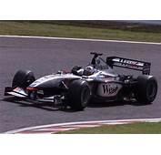 2001 McLaren MP4 16 Image