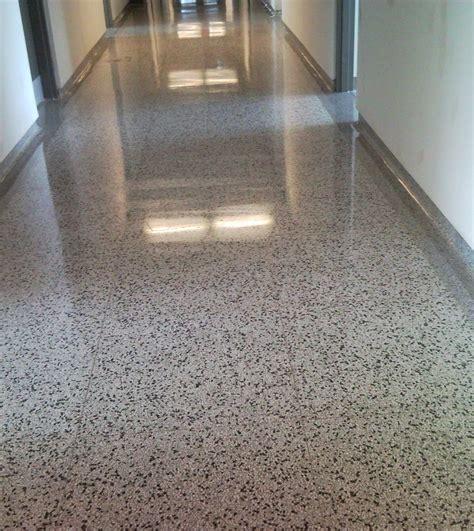 Home Design Resilient Flooring 8 Stunning Terrazzo Flooring In Modern House Interior