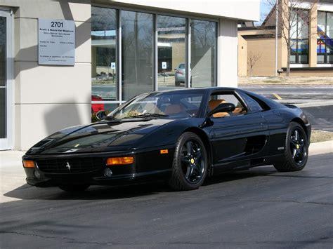 Ferrari 355 F1 by 1998 Ferrari 355 F1 Berlinetta