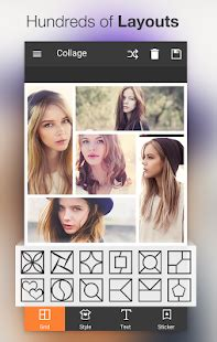 photo collage layout editor apk photo collage editor apk for iphone download android apk