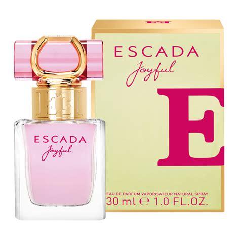 Parfum Tester Wanita Escada Joyful 75ml Edp escada joyful edp eau de parfum 50ml
