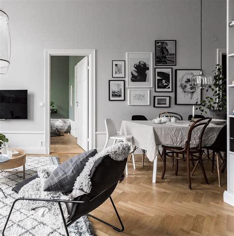 scandinavian style living room decordots dining corner in a living room scandinavian