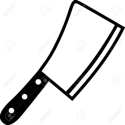 The Best Kitchen Knives knife clipart black and white free download best knife