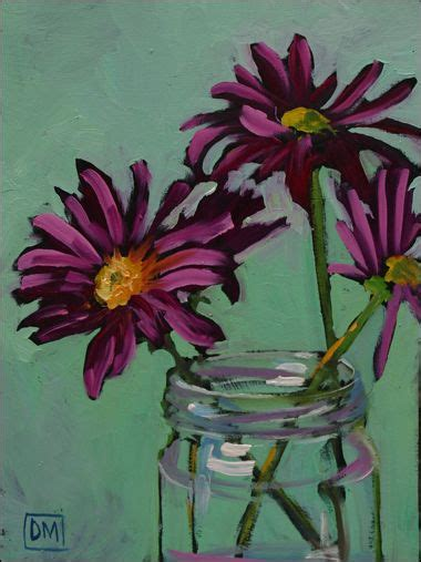 pictures easy painting flowers on glass drawing gallery