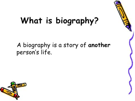 biography definition and characteristics characteristics of non fiction text