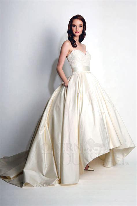 high  wedding dresses  wow onefabday