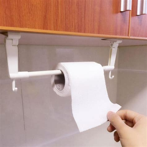 bathroom towel and toilet paper holders kitchen storage rack shelf hanging organizer bathroom