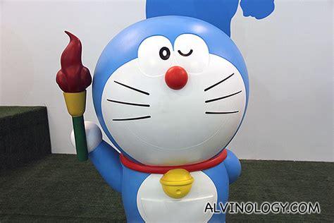 Hair Dryer Doraemon 100 doraemon secret gadget expo johor bahru city square alvinology