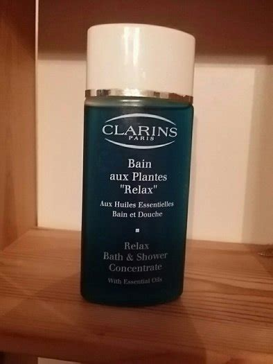 clarins relax bath and shower concentrate clarins relax bath and shower concentrate for sale in kilmallock limerick from frankie063