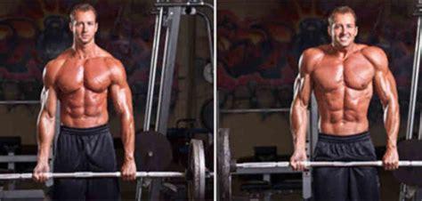 barbell shrug bodybuilding wizard