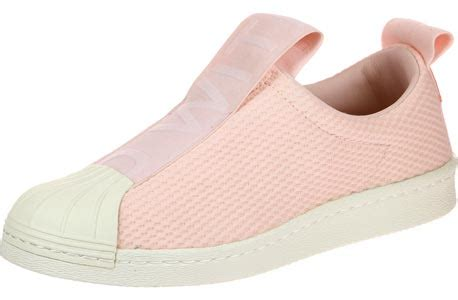 adidas superstar bw35 slip w shoes pink