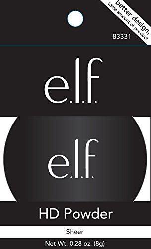 E L F Hd Powder Soft Luminance e l f studio high definition powder soft