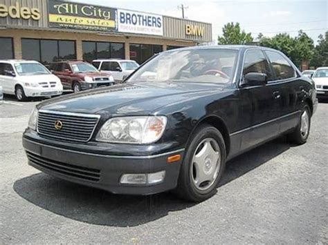 small engine maintenance and repair 1998 lexus ls spare parts catalogs 1999 lexus ls400 start up engine and in depth tour youtube
